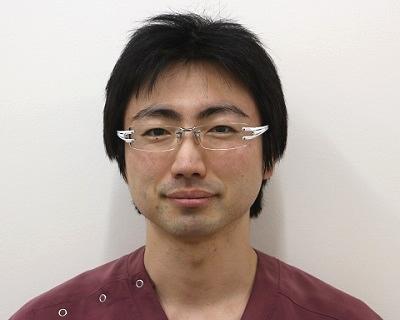 副院長獣医師 山田優樹